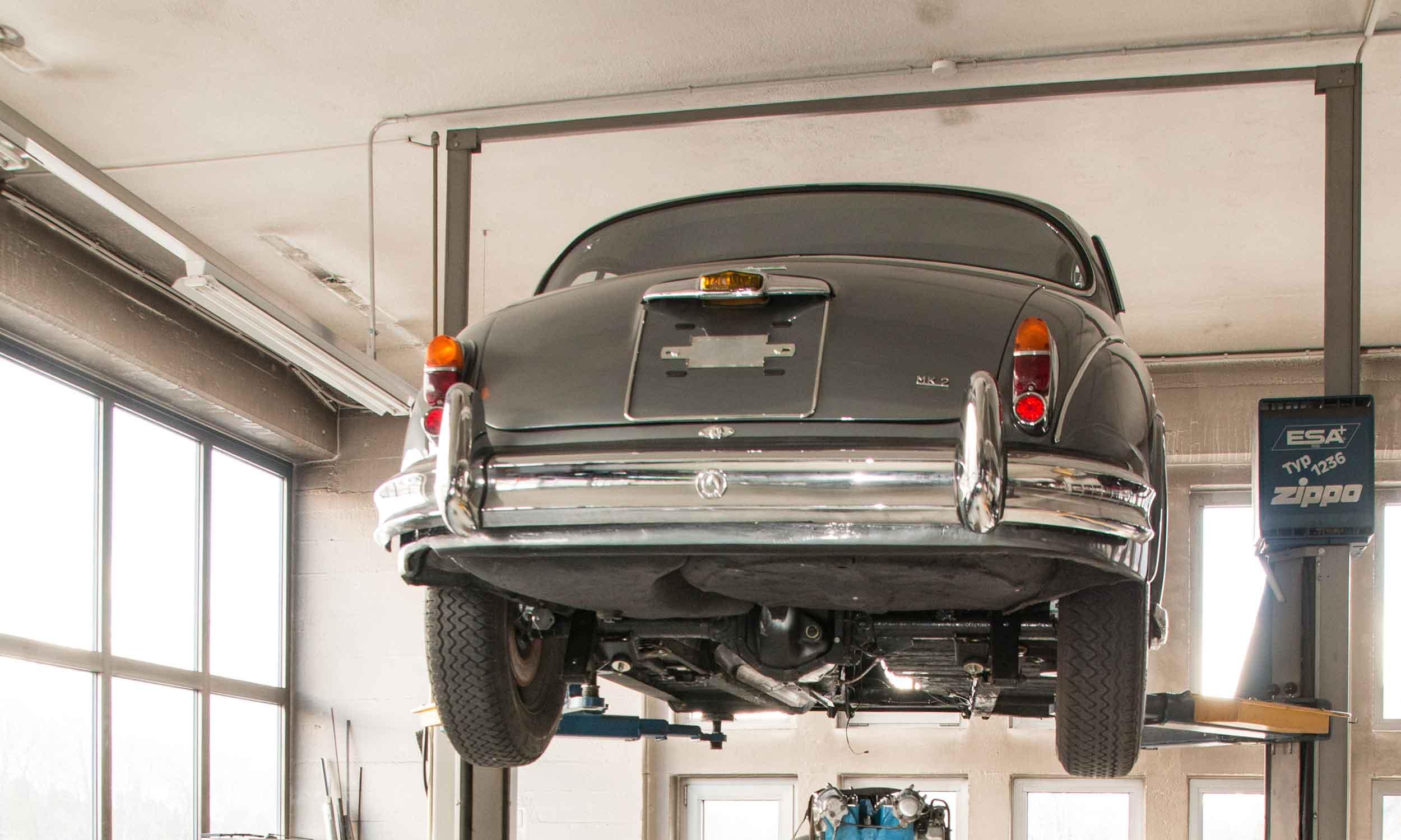 Jaguar MKII / 1964