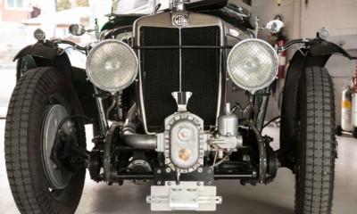 MG Magnette K2 / 1933